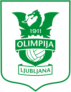 Olimpija Ljubljana team logo