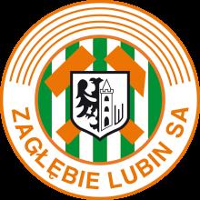 Zaglebie Lubin team logo