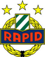 Rapid Vienna (am) team logo
