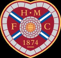 Hearts team logo