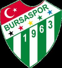 Bursaspor team logo