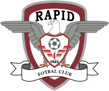 Rapid Bucuresti team logo