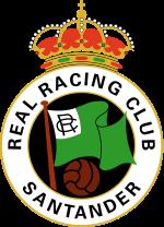Racing Santander team logo