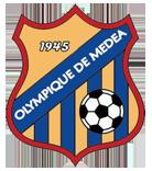 Olympique Medea team logo