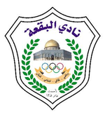 Al-Baqa A team logo