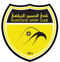 Al-Hussein SC team logo