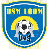 UMS De Loum team logo