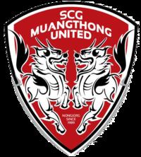 Muangthong United team logo