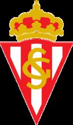 Sporting Gijon team logo
