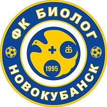 Biolog-Novokubansk team logo