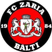 Zaria Balti team logo