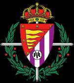 Valladolid B team logo