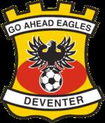 Go Ahead Eagles team logo