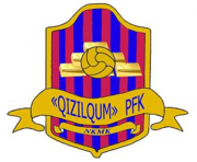 Qizilqum Zarafshon team logo