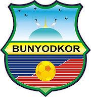FC Bunyodkor team logo