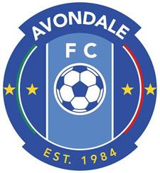 Avondale FC team logo