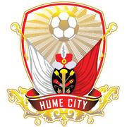 Hume City team logo