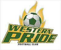 Western Pride team logo