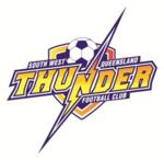 SWQ Thunder team logo