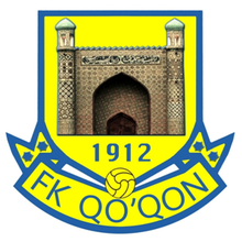 Kokand 1912 team logo