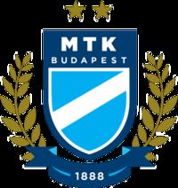 MTK Budapest team logo