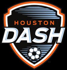 Houston Dash (w) team logo