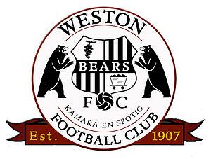 Weston Workers Bears team logo