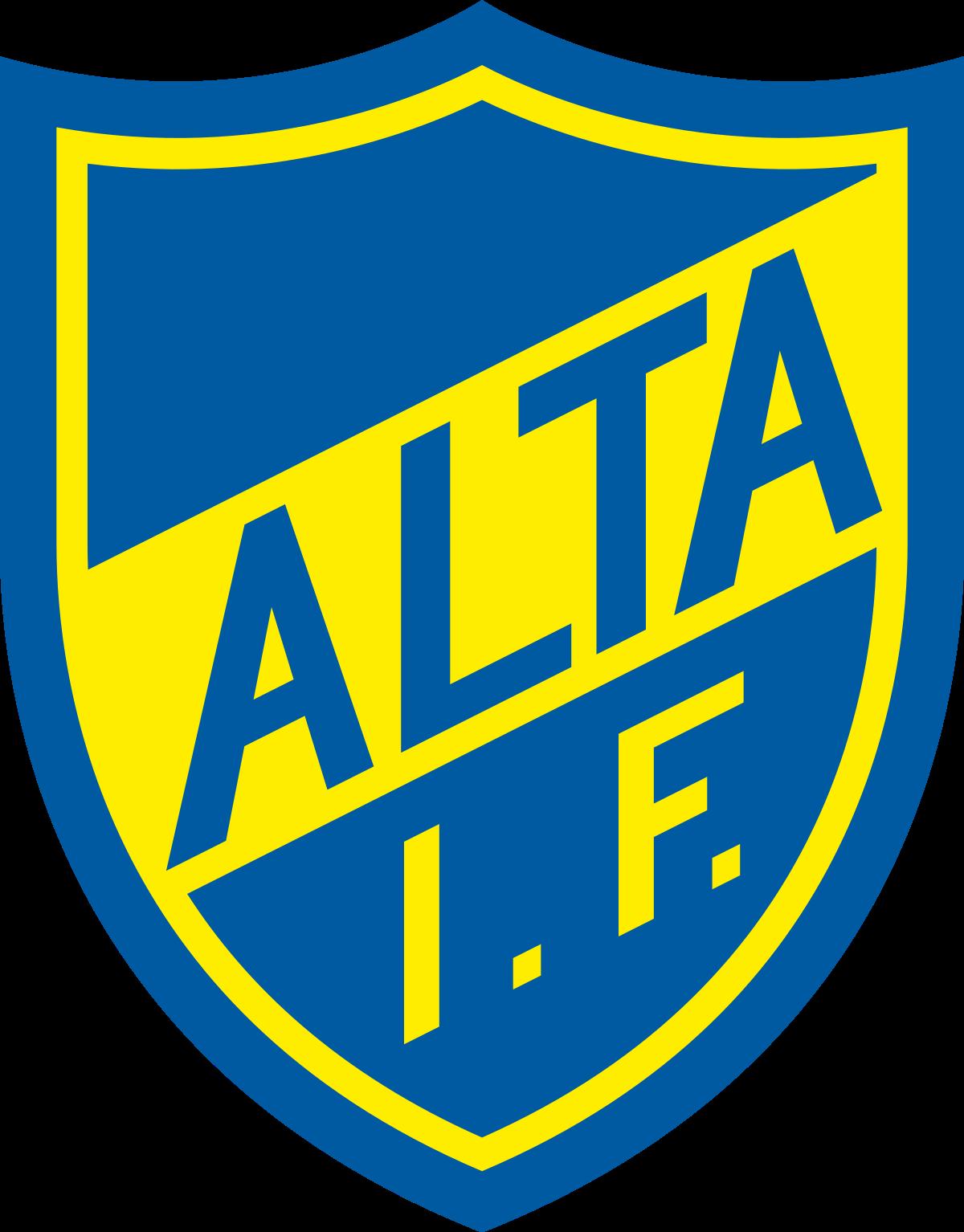 Alta IF team logo