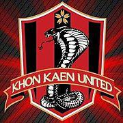 Khon Kaen United team logo