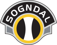 Sogndal team logo