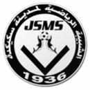 JSM Skikda team logo