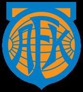 Aalesund team logo