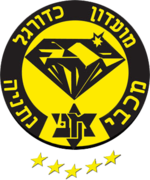 Maccabi Netanya team logo