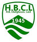 HB Chelghoum Laid team logo
