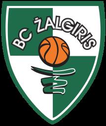 FK Zalgiris Kaunas team logo