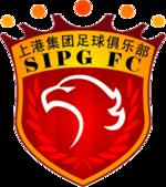 Shanghai SIPG FC team logo