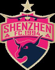 Shenzhen FC team logo