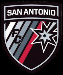 San Antonio FC team logo