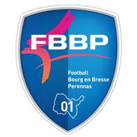 Bourg-en-Bresse 01 team logo