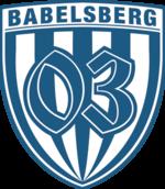 SV Babelsberg 03 team logo