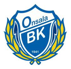 Onsala BK team logo