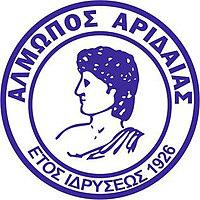 Almopos Arideas team logo