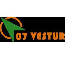 07 Vestur team logo