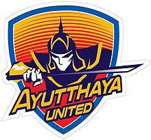 Ayutthaya United team logo
