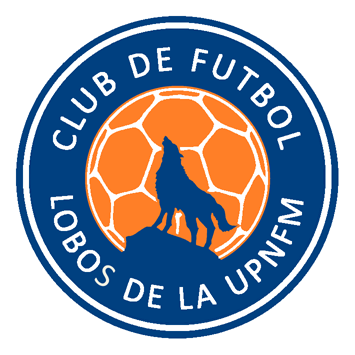 Lobos UPNFM team logo