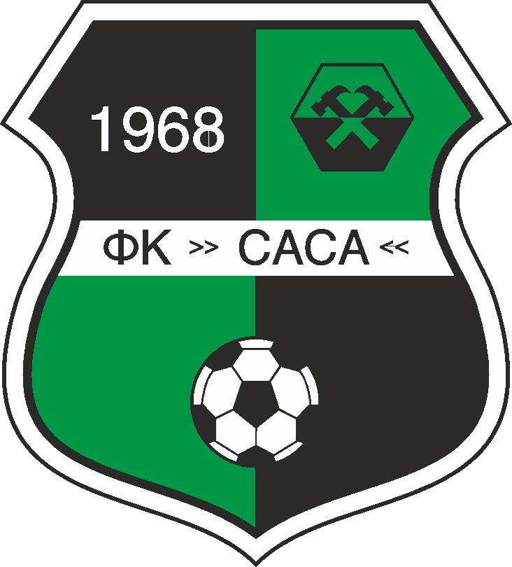 FK Sasa team logo