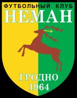 FC Neman Grodno team logo