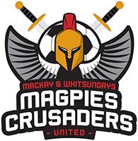 Magpies Crusaders team logo