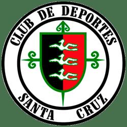 Deportes Santa Cruz team logo