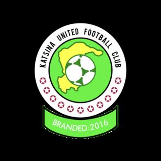 Katsina United team logo